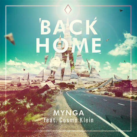 mynga feat cosmo klein back home original mix by