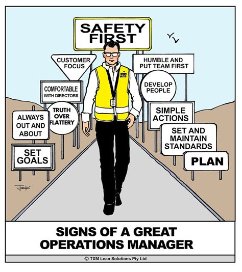what makes a great operations manager