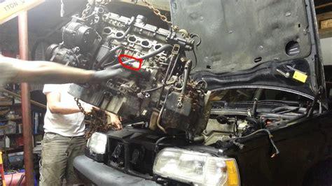 glt oil leak  head gasket