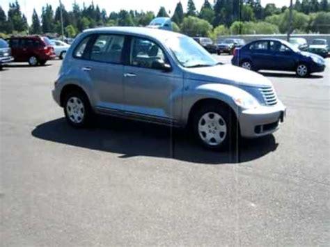 Chrysler Pt Cruiser Mpg by 2009 Chrysler Pt Cruiser Sport Wagon 4d