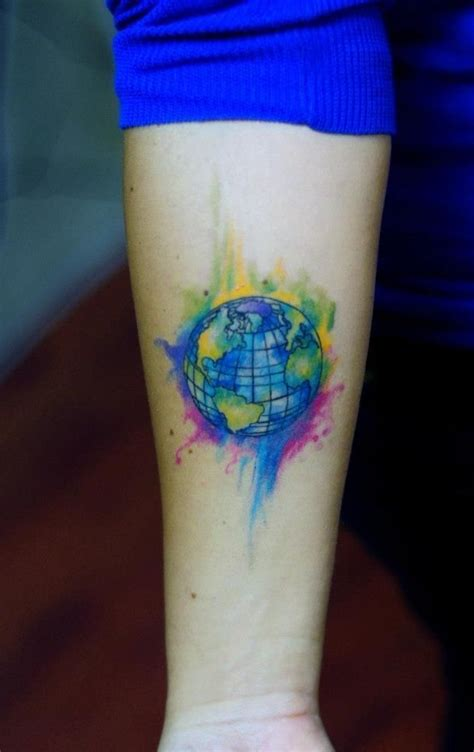 the world tattoo designs earth tattoos designs ideas and meaning tattoos for you