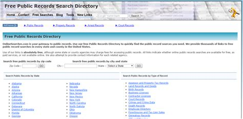 Free Records Search Records Search Models Picture