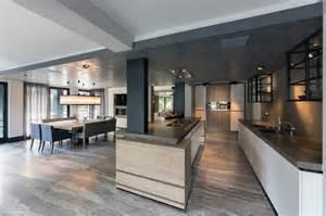 Good Neutral Color Living Room Designs #6: Custom-details-create-visual-feast-minimalist-home-5-kitchen-thumb-970xauto-19615.jpg