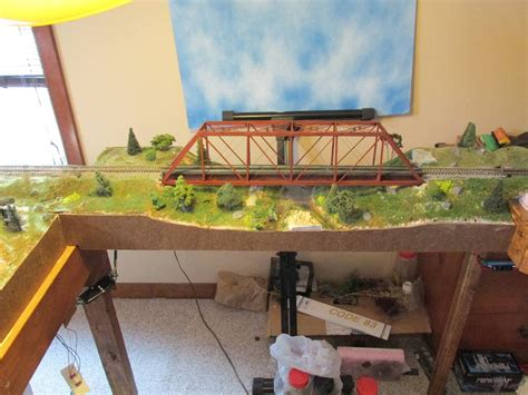 swing bridge model lift out or swing gate model railroader magazine