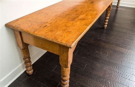 large pine farm table at 1stdibs large scale pine farm table circa 1860 for sale at 1stdibs
