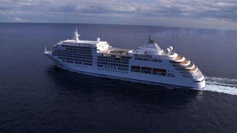 silversea cruise vegan crucero desde nueva york nueva york usa hasta