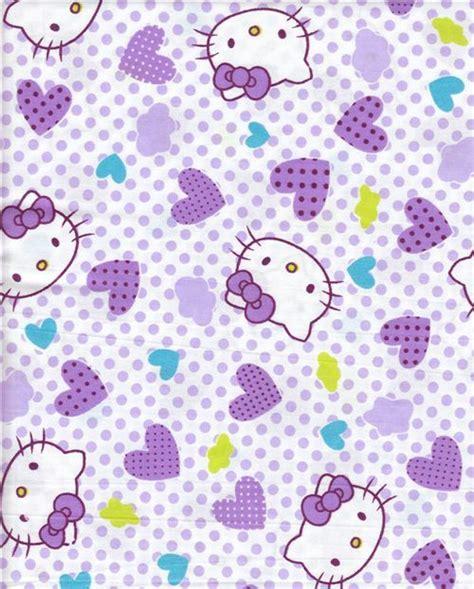 wallpaper hello kitty warna ungu gambar 50 kitty wallpaper backgrounds halloween gambar