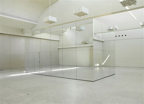 mirrored room swing to infinity inside thilo frank s mirrored room colossal