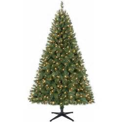 Holiday time pre lit 6 5 windham christmas tree green clear lights