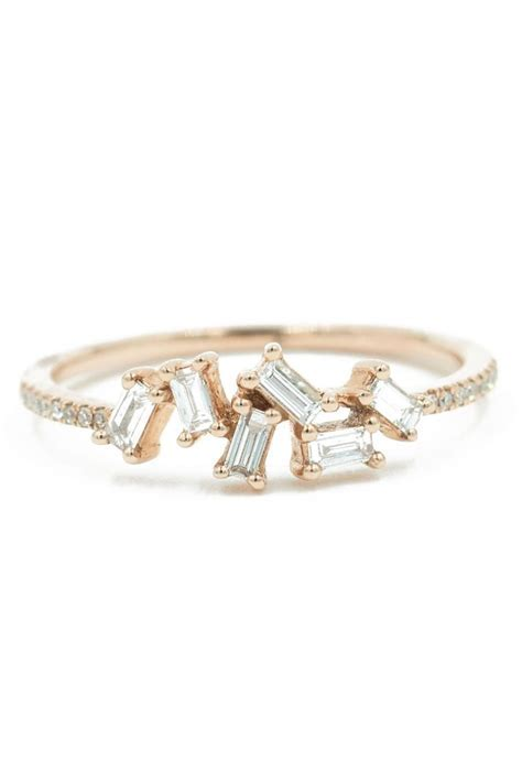 Unique Engagement Rings Under $1,000   POPSUGAR Fashion