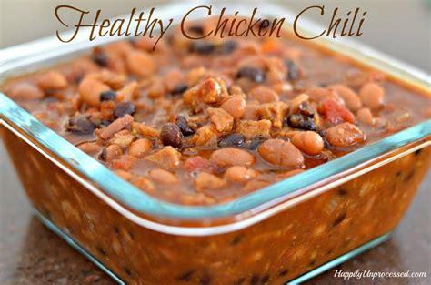 healthy unprocessed fats healthy chicken sausage chili recipe chipotle chili