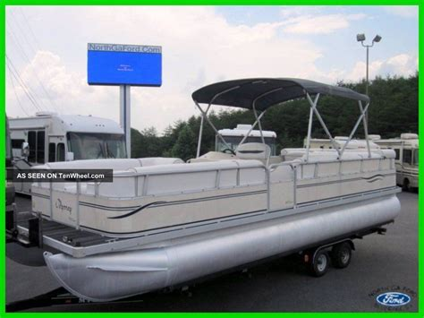 forest river odyssey pontoon boats 2005 forest river odyssey