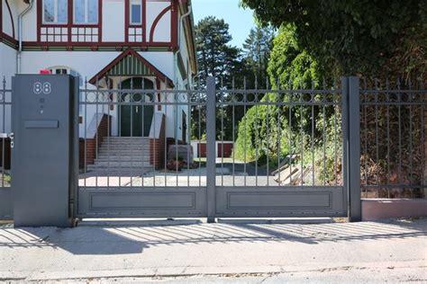 elektrische tore aus polen elektrische tore f 252 r eine historische villa in alfeld