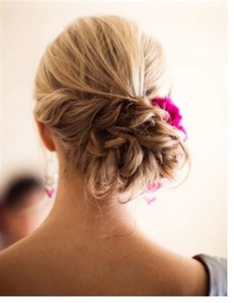 hairstyles to the side bun side hairstyles for bridesmaids harvardsol com