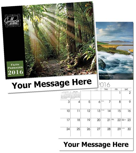 custom inspirations calendars personalized in bulk cheap