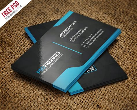 business card psd templates 100 free business cards psd 187 the best of free business cards