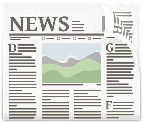 newspaper paper print 183 free vector graphic on pixabay free vector graphic newspaper article journal free image on pixabay 154444