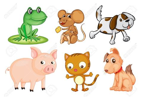 animal clipart animals live in land and water clipart clipartxtras