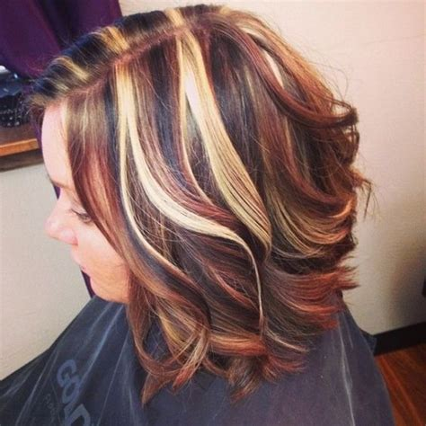 Gorgeous Tricolor Highlight Lowlight Pieced Haircolor It S All About The Hair Posts The O Jays And Awesome On
