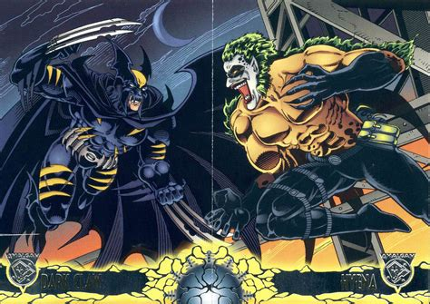 The Prestige A Reviewits Batman Vs Wolveri by Batman And Wolverine General Discussion Bomb