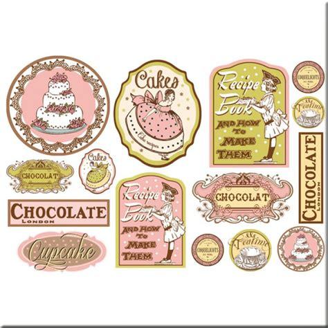 imagenes vintage reposteria papel decoupage motivos pasteler 237 a