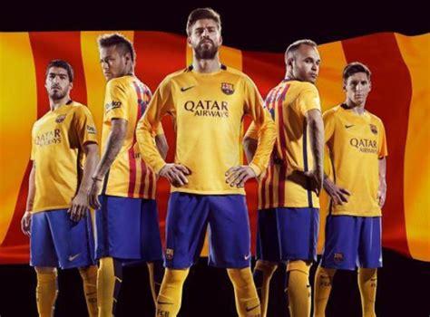 imagenes nuevas del barcelona las nuevas equipaciones del bar 231 a 2015 16