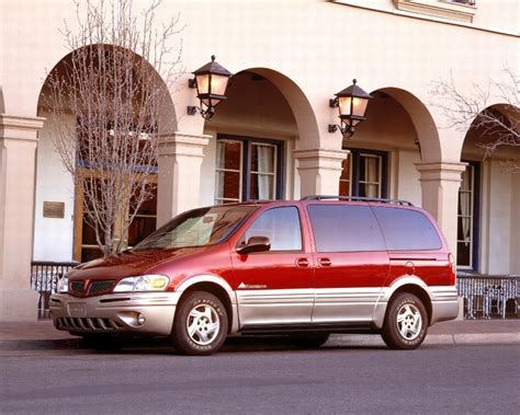 04 Pontiac Montana by 2004 Pontiac Montana History Pictures Value Auction