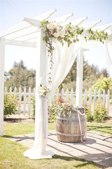 Wedding Arch Purpose by 25 Best Ideas About Wedding Pergola On
