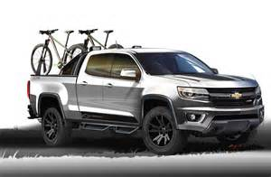 2017 chevrolet colorado concept future cars models