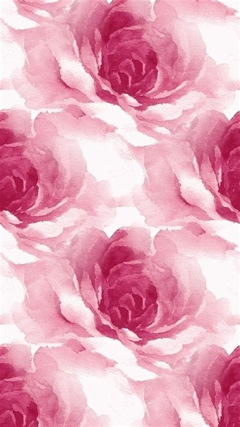watercolor roses pattern watercolor roses pattern tap to see more beautiful