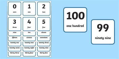 indonesian numbers 1 100 printable printable numbers 1 100 flash cards visual aid numbers