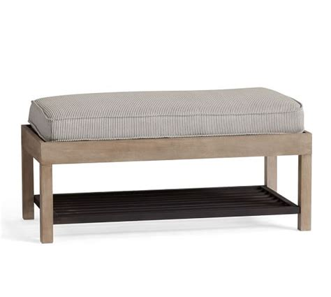 Pottery Barn Shoe Bench entry collection shoe bench pottery barn