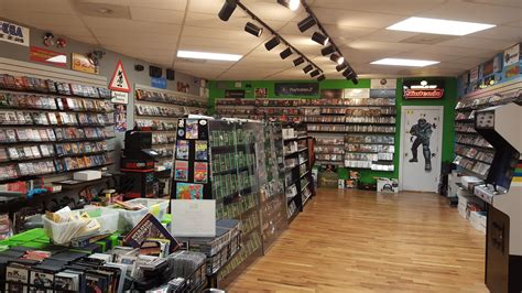 Gamis Shop 5 best retro stores in chicago epicpower gaming
