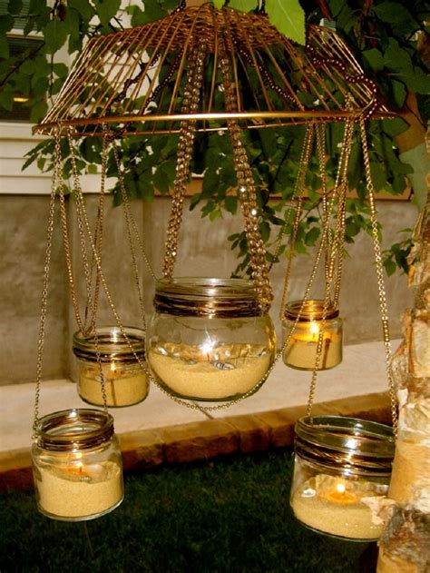 Votive Chandelier Top 10 Ideas How To Transform Your Backyard In Paradise
