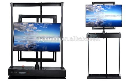 footboard tv lift cabinet 5688 tv lifts for cabinet and bed footboard with 340