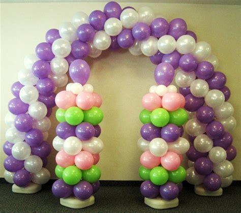 Wedding Arch Rental El Paso by Restaurant Reservation Balloon Columns