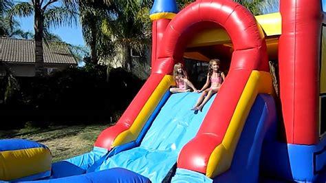 fresno bounce house water slide fun fresno clovis ca water slides for rent 559 549 4788 youtube