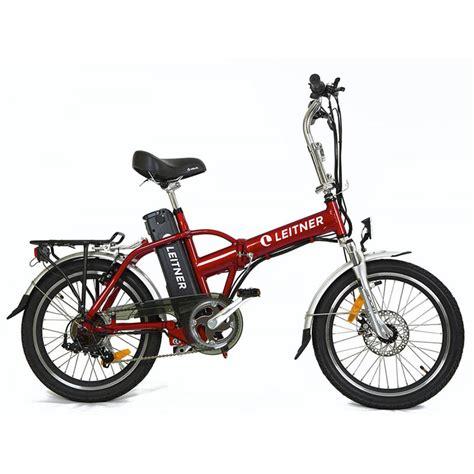 Electric Wheelchair by Folding Electric Bike Leitner Tirol