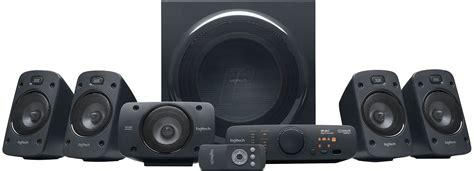 Logitech Z906 5 1 Surround Sound Speaker System logitech z906 logitech 5 1 speaker system black at reichelt elektronik