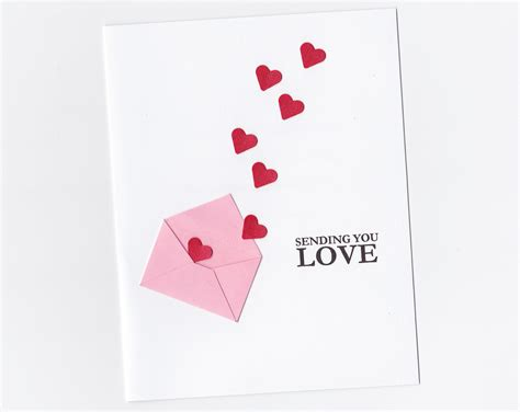 valentines card for the creative place card roundup