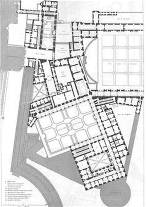 vatican floor plan royal palace berlin 1933 second floor plan