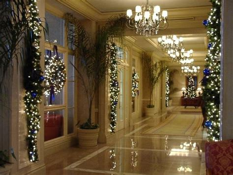 hotel lobby christmas decorations 25 unique commercial decorations ideas on 2014 decor country
