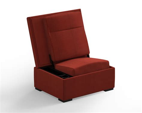 ottoman that turns into a chair ottoman chair convertible