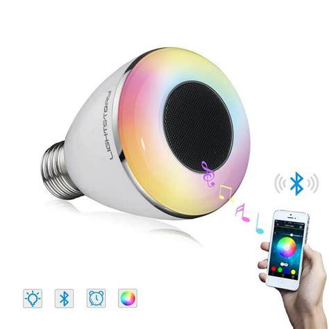 best light bulb speaker lightstory speaker bulb ensmartech