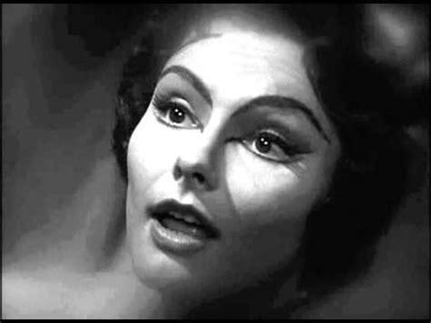 cat girl actress maya the cat girl twilight zone 1959 youtube
