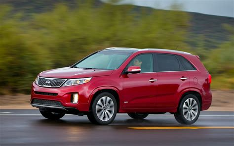 Kia Sorento 2015 Prices 2015 Kia Sorento Review Ratings Specs Prices And