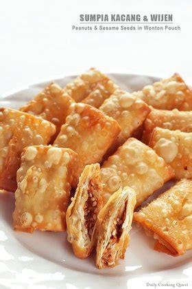 cilok tapioca dough  peanut sauce recipe daily