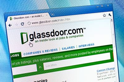 glass door employer reviews worker fired glassdoor review takes employer to