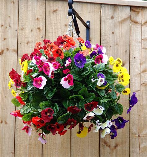 Hanging Flower Basket pro tips for amazing hanging flower baskets