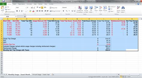 Shared Spreadsheet by Excel Spreadsheet Laobingkaisuo